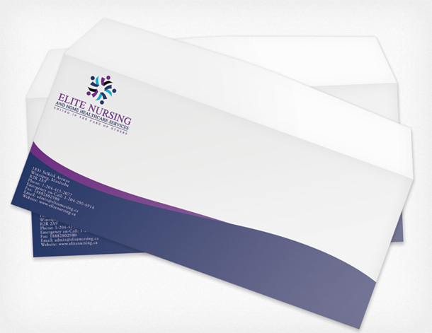 Envelope printing envelopes custom printed in the usa for Window envelope design