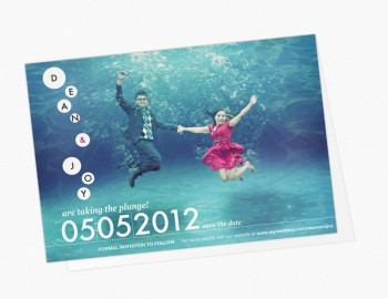 Wedding invitation PP