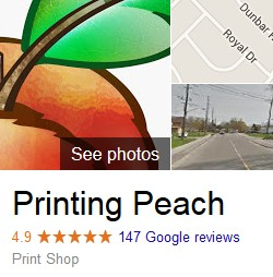 printing company reviews